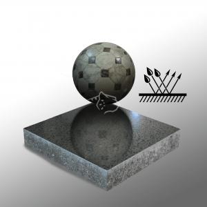 Полированный бетон до 800 grit с защитой от воды