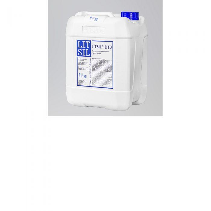LITSIL D10 Система для глубокой химической окраски бетона