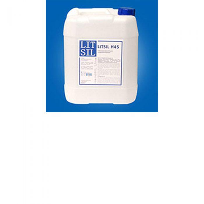 LITSIL H45 Химический упрочнитель бетона — мембранообразователь