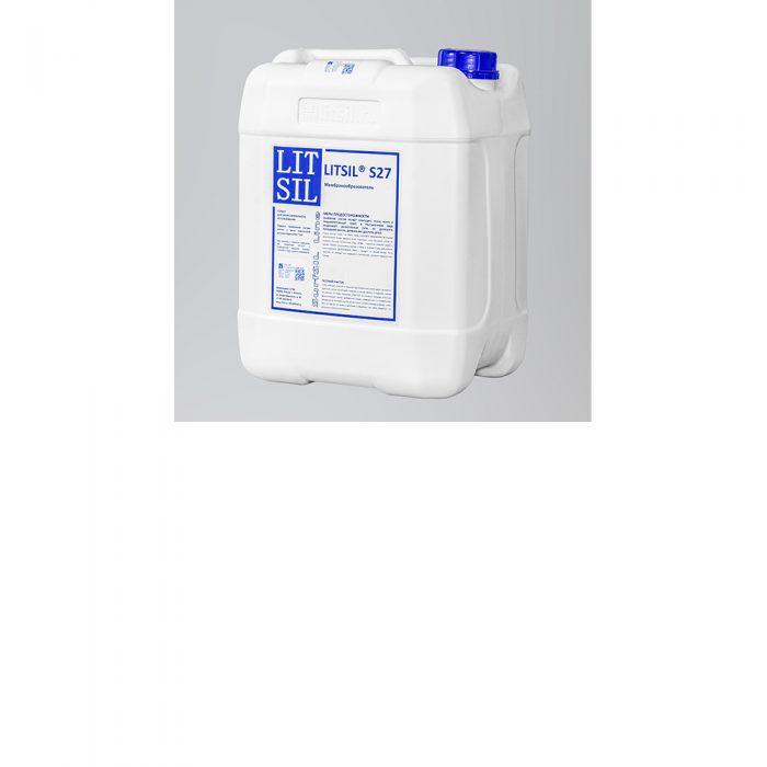 LITSIL S27 Герметизатор для бетонной поверхности. Мембранообразователь