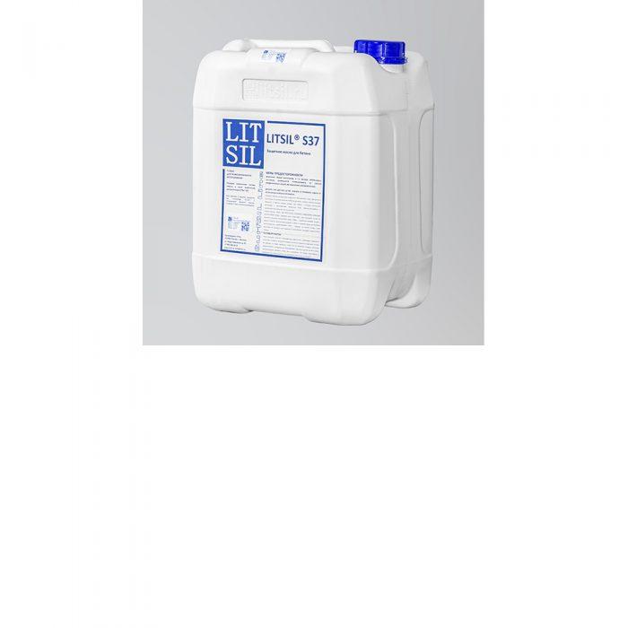 LITSIL S37 Защитное масло для бетона