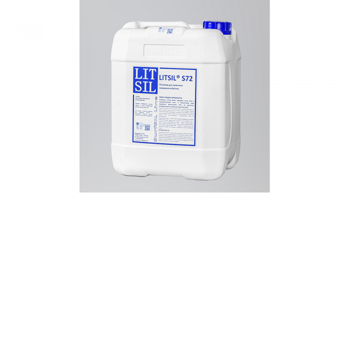 LITSIL S72 Полимер для запечатки поверхности бетона